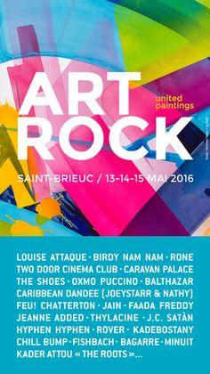 Art Rock Festival 2016 - Musique et peinture
