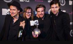 MTVEMA voor beste Dutch Act