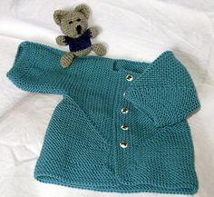 Ravelry: chrissou's Baby surprise jacket