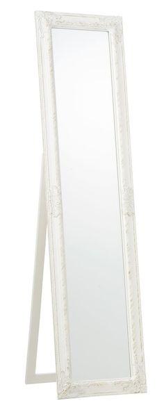 Pukeutumispeili RUDE 40x160 valk. | JYSK Mirror, Home Decor, Beautiful, Decoration Home, Room Decor, Mirrors, Home Interior Design, Home Decoration, Interior Design