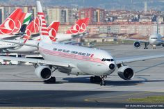 Turkish Airlines A330 Retro Jet in Zurich - Swiss Planespotter