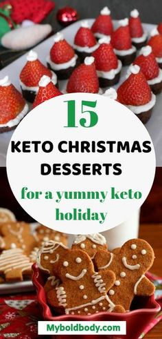 15 Keto Christmas Dessert Recipes For a Yummy Keto Holiday Christmas is here again and is far from boring on the keto diet. Here are 15 easy and delicious low carb keto christmas dessert recipes for a yummy keto holiday. Burn fat and enjoy the holidays. Healthy Low Carb Recipes, Low Carb Desserts, Ketogenic Recipes, Dessert Recipes, Keto Recipes, Recipes Dinner, Ketogenic Diet, Cookie Recipes, Breakfast Recipes
