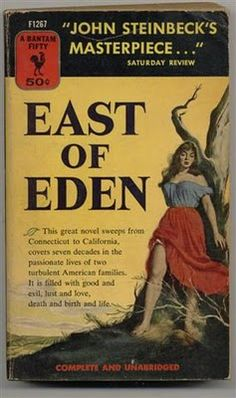 """East of Eden - Love the concept of """"timshel"""". Thou mayest.  And we loved it WAY before Oprah did. :-)"""