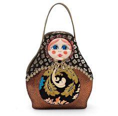 Matrioska handbag by Braccialini