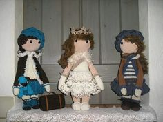 Lalylala Princess with friends