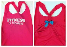 Cute workout shirts!  Mama Laughlin: Ruffles With Love Giveaway