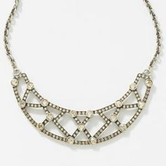 Touchstone Crystal by Swarovski ~ Victoria Necklace ~ Order yours: www.touchstonecrystal.com/deannawhirley