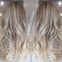 blonde lived in hair - Google Search