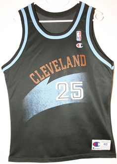 Champion NBA Basketball Cleveland Cavaliers #25 Mark Price Trikot / Jersey Size 40 - Größe M - 129,90€ #nba #basketball #trikot #jersey #ebay #etsy #hood #sport #fitness #fanartikel #merchandise #usa #america #fashion #mode #collectable #memorabilia #allbigeverything