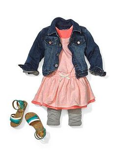 Baby Clothing: Toddler Girl Clothing: Outfits we  New: Sunny Outfit Mixer   Gap