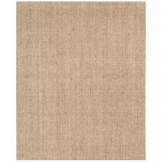 Jaipur Naturals Sanibel Area Rug - Warm Sand/Creme Brulee, 9' x 12' ($1,195) ❤ liked on Polyvore featuring home, rugs, eco friendly rugs, textured rug, sisal rugs, sisal area rugs and jaipur rugs