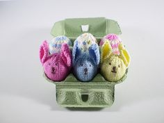 Egg Bunnies 01 by Rosemily1, via Flickr; free