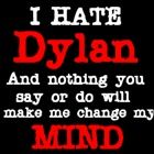 to the dylan eaters: you dylan haters i feel bad for you because dylans awesome bwahaha