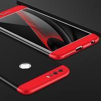 GKK Honor 8 Case, 3 in 1 Knight Armor Phone Case For Huawei Honor 8 Lite