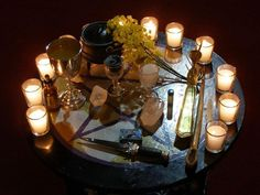 Image detail for -Wiccan Alter - Wiccan Picture
