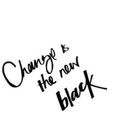 I love it! black has always been my favorite color.