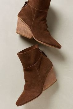 481fc71853b97 ON SALE  AnthroFave Matisse East Booties Brown Matisse Boots