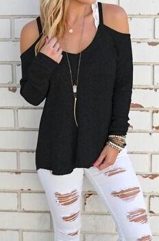 173f19680 vestido preto transparente tamanho p. Ver mais. blusa outono inverno ombro  de fora