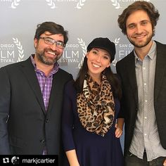 #Repost @markjcartier with @repostapp ・・・ Some @sdfilmfestival VIP action. Nice work #festival - nice work. #sandiego #ranchosantafe #festival #film #filmmaker #filmmaking #filmfestival #vip #redcarpet #movie #movies #makingmovies #panel #series #view #premiere #life #fun #sdiff #lemedaillon @lemedaillon #ranchosantafelocals #sandiegoconnection #sdlocals #rsflocals - posted by North of Two  https://www.instagram.com/northoftwo. See more post on Rancho Santa Fe at…