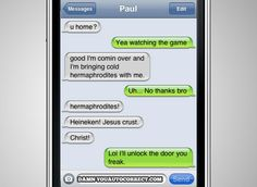 40 Funniest AutoCorrects Of 2011 | Bored Panda