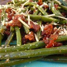 Fiance's Favorite Savory Green Beans Allrecipes.com