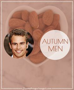 Autumn seasonal color men board cover photo // Read more about this seasonal…
