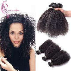 3 Bundles Indian Kinky Curly Virgin Hair Queen Hair Products Afro Kinky Curly Hair 7A Indian Curly Weave Bundles 100% Human Hair