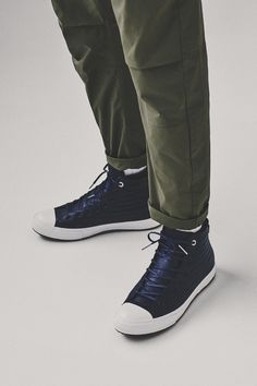 COOL OUTSIDE. WARM INSIDE. Shop Chuck Taylor Waterproof Boots at Converse.com