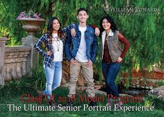 Hey Class of 2018! William Edwards Photography is looking for current juniors class of 2018 to model. All models get FREE senior swag and will get featured in our upcoming advertising. To find out more sign up here! http://ift.tt/1pidIz2