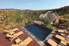 Esiweni Lodge - Ladysmith, South Africa Pools, South Africa, Outdoor Decor, African, Pretty, Home Decor, Courtyards, Decoration Home, Room Decor