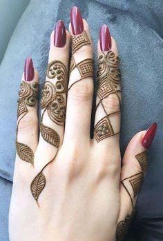 Floral Henna Designs, Mehndi Designs 2018, Mehndi Designs Book, Modern Mehndi Designs, Mehndi Designs For Girls, Mehndi Designs For Beginners, Mehndi Design Photos, Mehndi Designs For Fingers, Henna Tattoo Designs