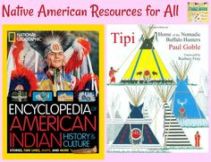 Review of 2 Native American Resource Books