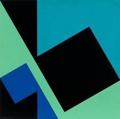 geometricpainting:  Lars Gunnar Nordström