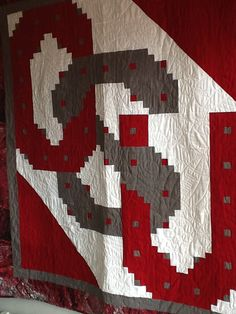 Ohio State Baby Quilt Pattern Sewing Patterns For Baby
