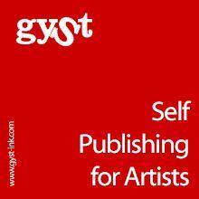 © GYST Ink. © Karen Atkinson. Self Publishing for Artists #GYSTInk #artist #art