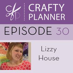 Lizzy House and I talk about the perceived difference between artists and makers, social expectations of women and her pattern making process.