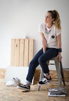13 Old Skool Vans ideas | fashion, old skool outfit, style