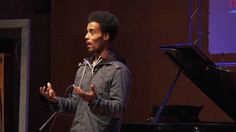 TEDxAldeburgh - Akala - Hip-Hop & Shakespeare?  This is one of my favorite ways to introduce students to iambic pentameter. It's about the first 5 min and your students will never forget it. :)