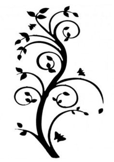 Lily lines temporary tattoo stencil. #t4aw #temporarytattoo #stencil #lily #tattoospray