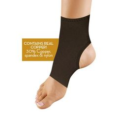 COPPER COMFORT ANKLE SUPPORT | Better Senior Living
