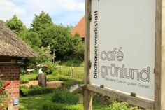 Lieblingsplatz Café Grünlund an der Schlei
