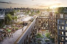 ARCHITECT spoke to ODA's principal about the Bushwick II development in Brooklyn, and how the firm plans to holistically integrate 1 million square feet of new space into a neighborhood with a blue-collar background.