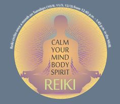 Reiki Circles for the UNH community will begin again in October.   University of New Hampshire