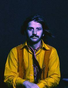 Ringo Starr (1969)  Photo Credit: Douglas Kirkland