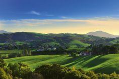 Espelette - french basque country  ¡¡¡Cambio este lugar por la Ezpeleta en la que vivo!!!