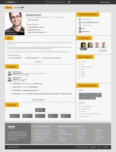 Design and layout of pages for Adidas& & Stadium& Intranet Portal. Sharepoint Design, Sharepoint Intranet, Intranet Design, Best Ui Design, Page Design, Intranet Portal, Enterprise Content Management, Nursing Online, Knowledge Management