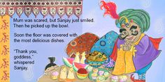 page 8-indian tale by Claudia Fehr Levin