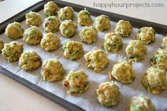 Broccoli Bites Appetizers