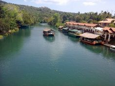 We offer you a guided and self guided motorcycle tour to the Loboc River Lunch and Dinner Cruise.