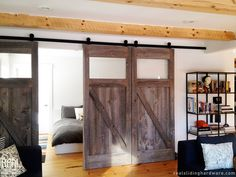 Barn Door Hardware Photo Gallery by Real Sliding Hardware (pg 3)